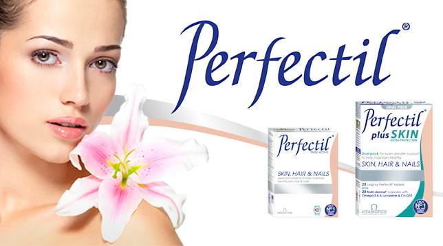 витамины Perfectil для лица