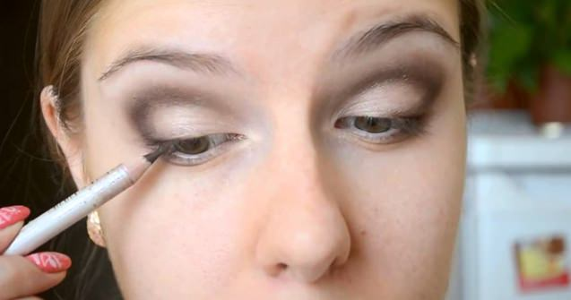неправильный макияж