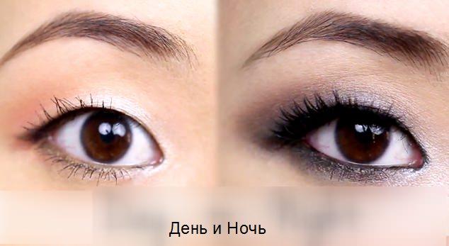идея макияжа