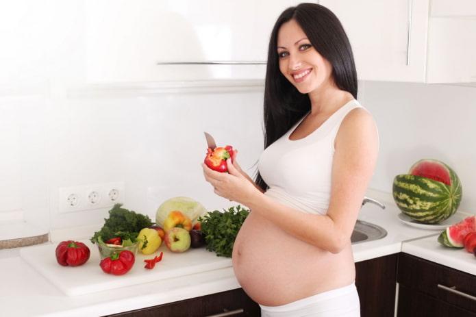 К чему снится есть жареную рыбу беременной женщине 69