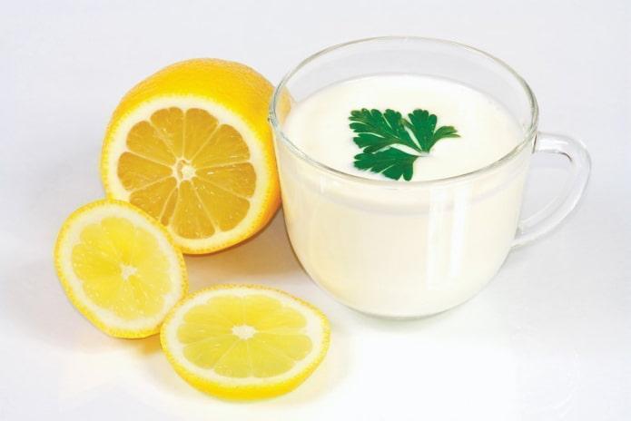Молоко Лимон Для Похудения. Лимон для похудения