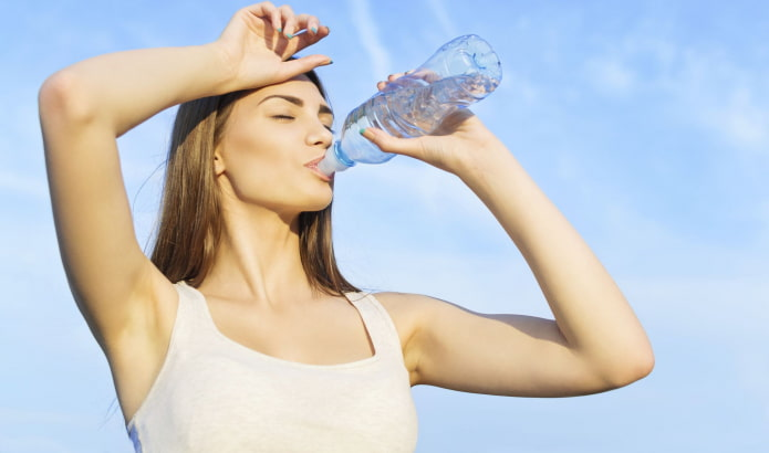 можно ли похудеть на воде