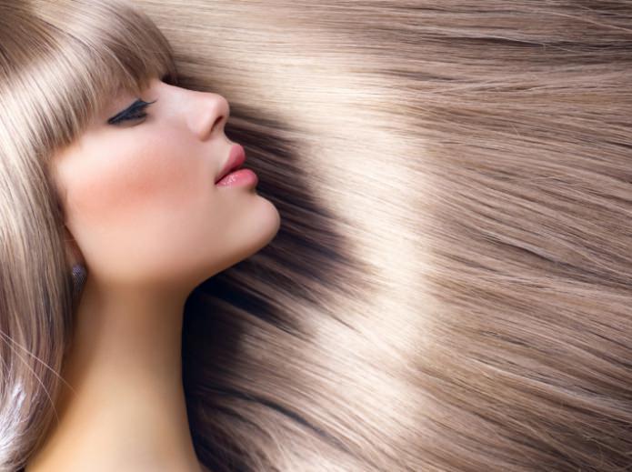 Что придаст особый блеск волосам