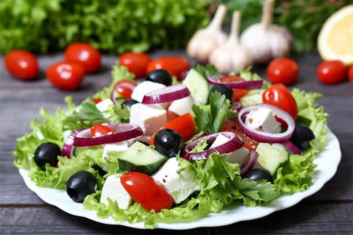 Рацион правильного питания рецепты