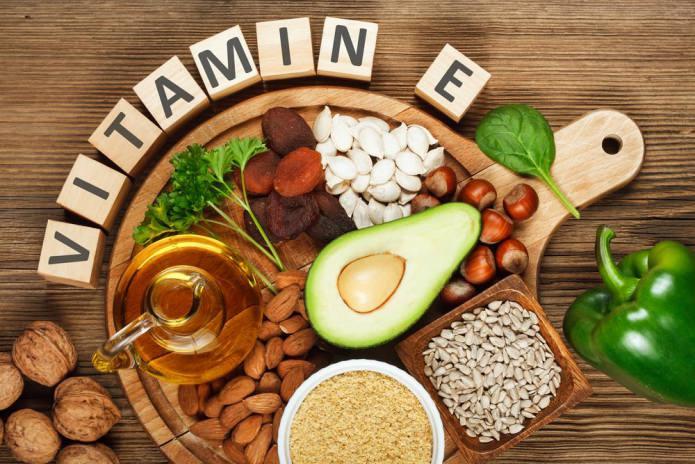 Как помогает витамин Е коже лица?