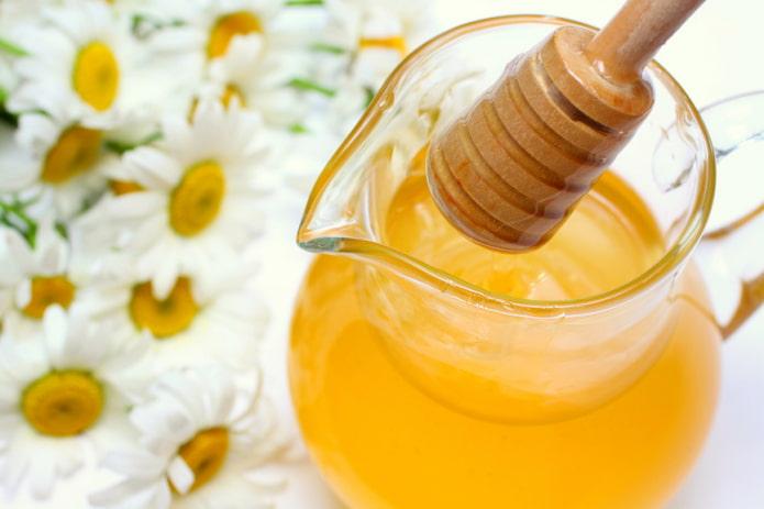 Как употреблять мед при повышенной кислотности