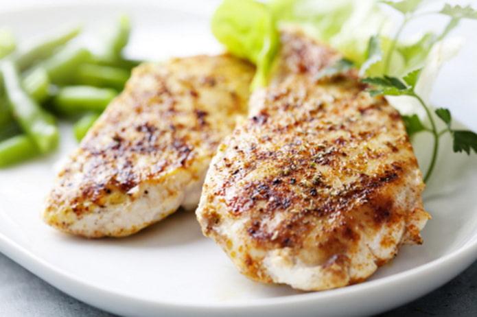 Рецепты блюд белковой диеты.